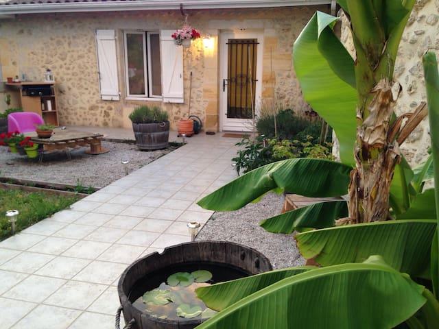 Agréable maisonnette - Etxelia - La Brède - Casa
