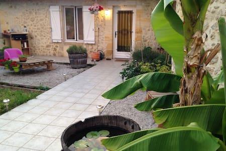Agréable maisonnette - Etxelia - La Brède - House