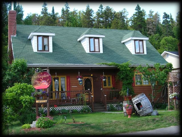 Le Roupillon - Tadoussac - Bed & Breakfast