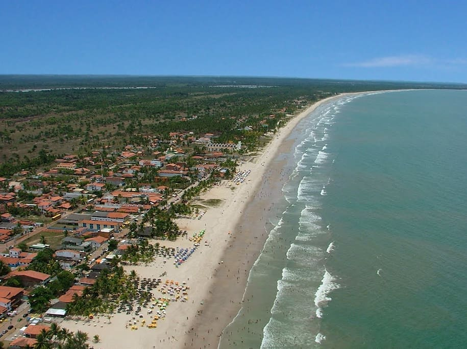 Praia de Guaibim