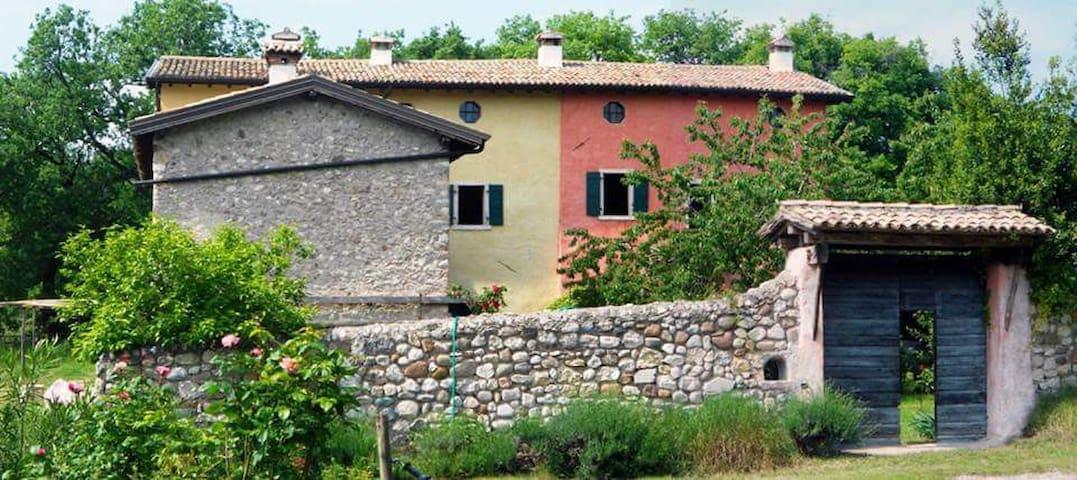 """""""Rovero"""" a 3 km da Garda - Costermano - Apartment"""