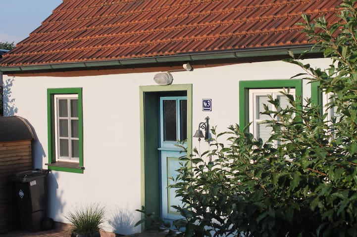 Denkmalgesch. Haus im Odenwald - Walldürn - Rumah