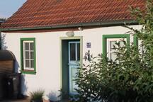 Denkmalgesch. Haus im Odenwald