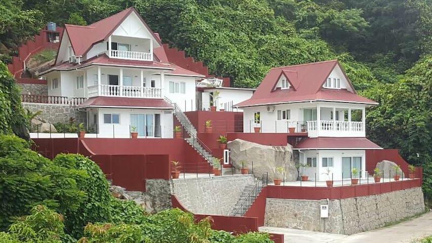 Ocean Spray Self-catering Apartments- 2 bedrooms - Victoria - Serviceret lejlighed