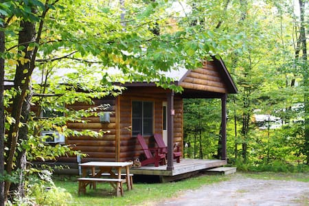 Studio Cabin close to Smugglers Notch