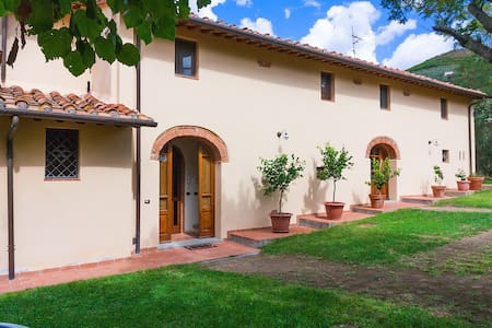 ANTICO PODERE SAN PAOLO Toscana - Vicopisano