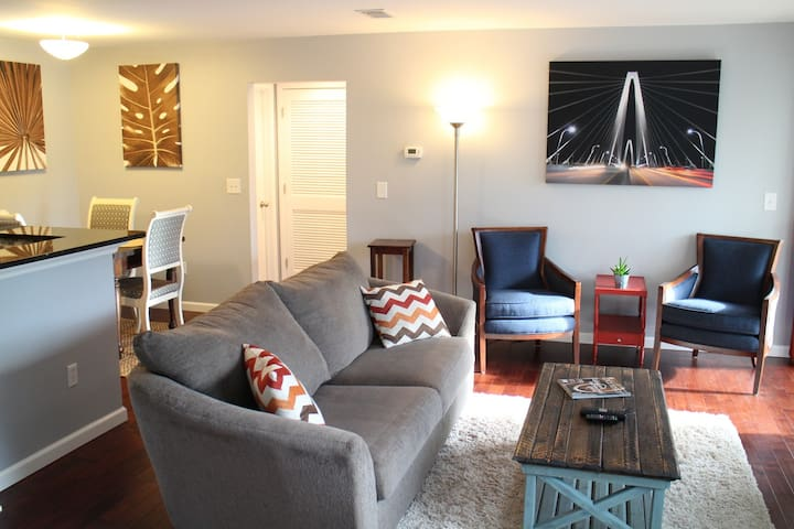 1 BR Condo Close to Everything - Mt Pleasant - Pis