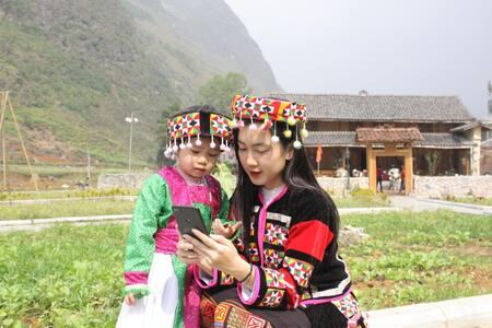 A Sên Homestay - Làng VHDLCĐ Dân Tộc Mông