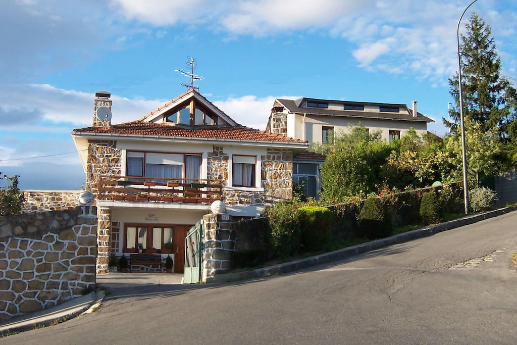 Classic style house maisons louer bilbao euskadi for Styling bilbao