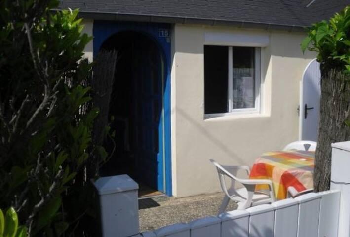 Charmante maison à 50m de la plage. - Plouha - House