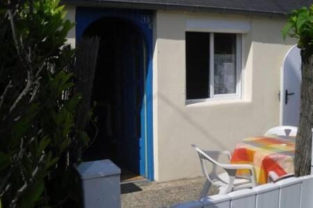 Charmante maison à 50m de la plage. - Plouha