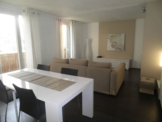 Bel appartement contemporain  - bordeaux - Apartamento