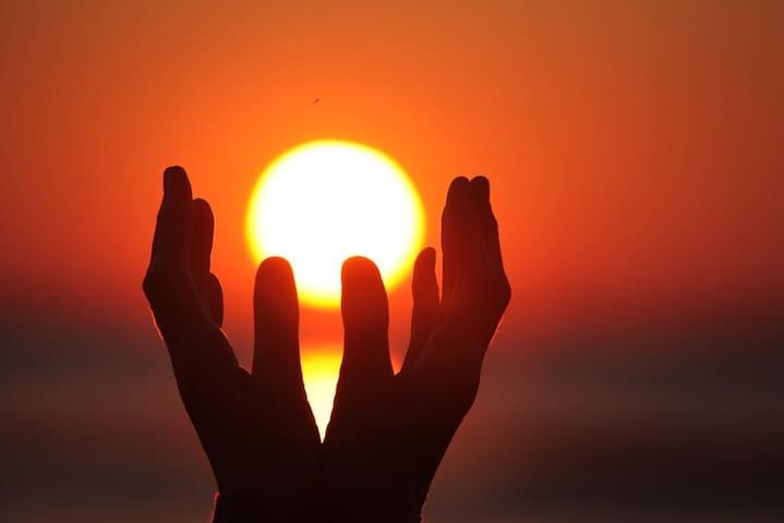 Ich fang die Sonne ...