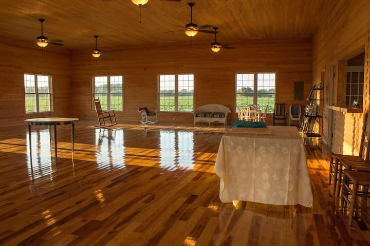 Bedroom in 2800 sq. ft. Cabin