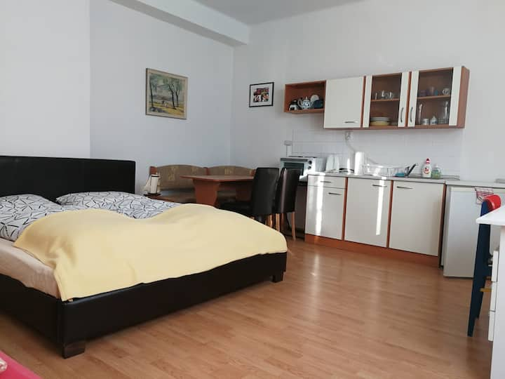 Unique stay on the castle hill in Nitra 1