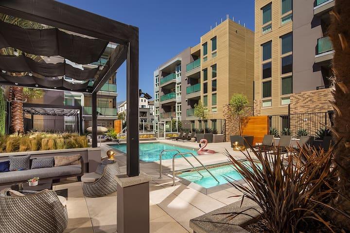 Private 2 Bedroom Apartment #1 Pasadena