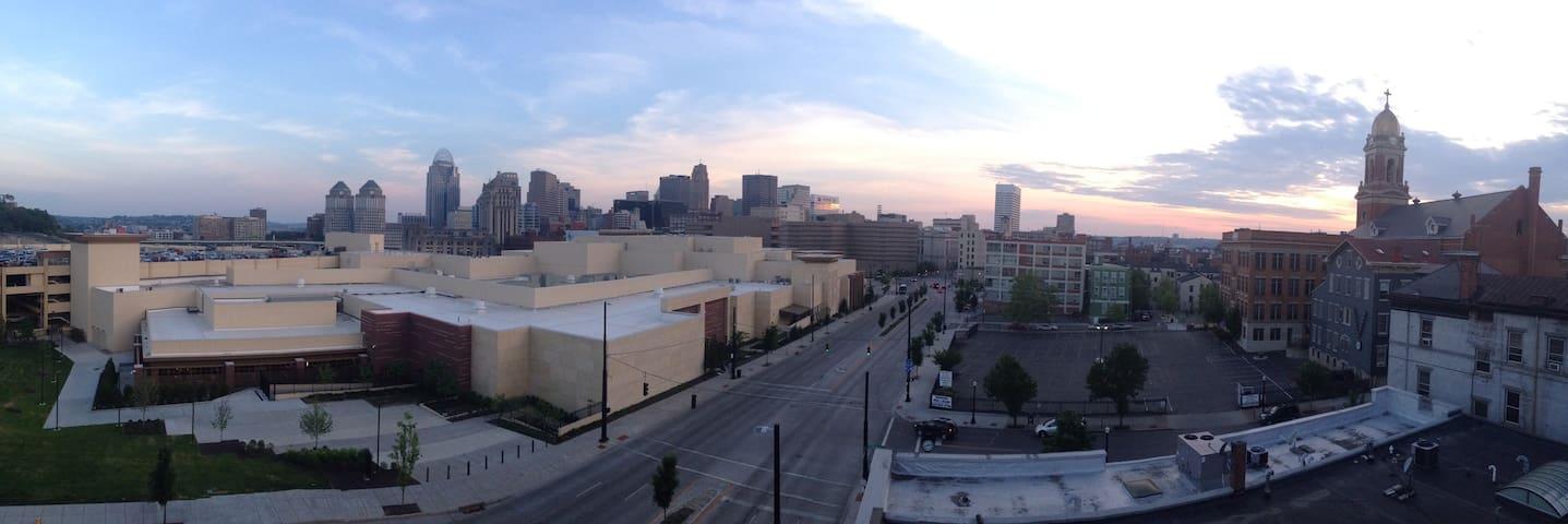 Condo next to Horseshoe Casino - Cincinnati - Condominium