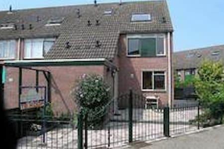 Zolderkamers te huur Loft room for rent - Landsmeer - Dom