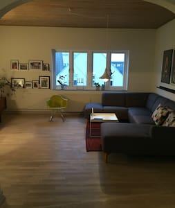 Stor lejlighed i centrum af Sønderborg - Sønderborg