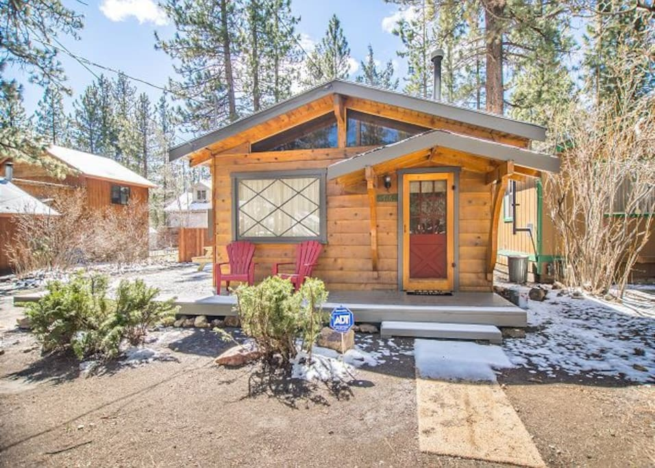 Honeycomb Hideout Big Bear Cabin Cabins For Rent In