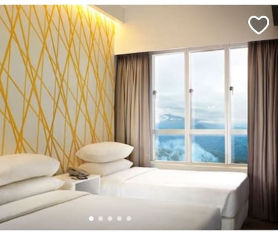Genting First World Hotel : Y5 Deluxe Room [YB]