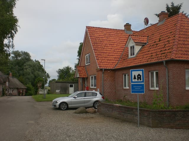 Ferienwohnung in Rudbol 2L - Højer - Lägenhet
