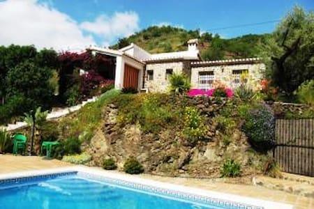 Tierra De Suerte - Villa - Vélez-Málaga