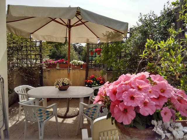Casa Blanc: the perfect base to visit Rome - Roma - Daire