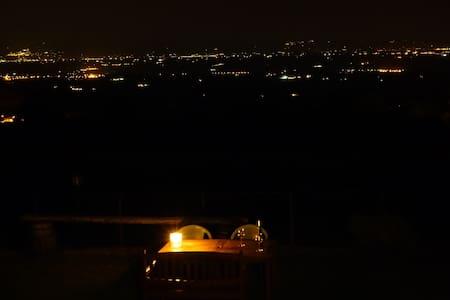 Stabbiano-Bilocale vista splendida - Montepulciano