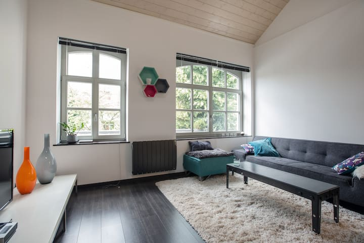 Loft cocooning - Tourcoing - Loft