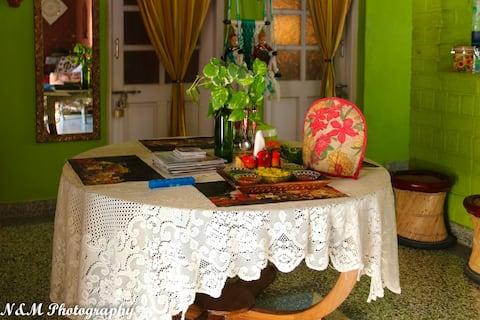 Bhuj Jaat House 2-я отдельная комната