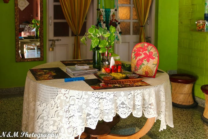 Bhuj Jaat House 2nd Private Room