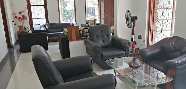 fully furnished annex or house  stay in colombo