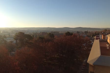A room with a view - Cordoba