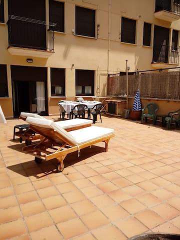 Apartamento entero céntrico y tranquilo en Ezcaray