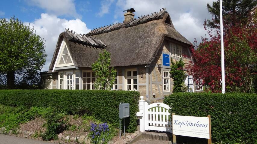 Kapitänshaus bei Kappeln - Oersberg - House