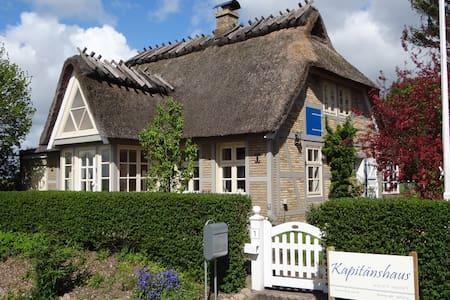 Kapitänshaus bei Kappeln - Oersberg - Rumah