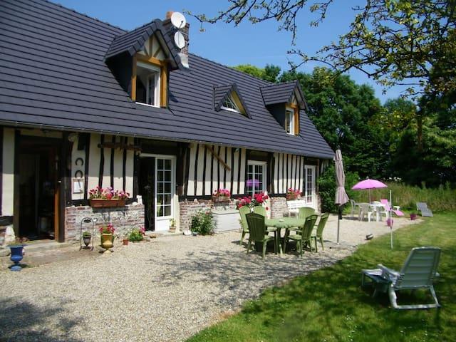 LE CLOS SAINT LEGER - Parc-d'Anxtot - House