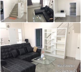 2 Levels house with 2 bedrooms near Tesco Lotus