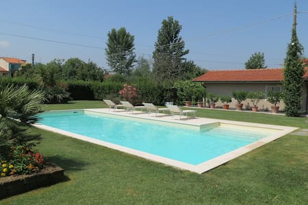 Home with private pool near Lucca - Capannori - Dom