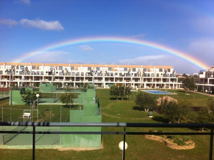 Apartamento GolfMar Panorámica
