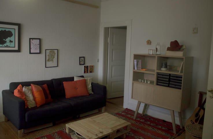 Cozy flat in the center of Aarhus C - Aarhus - Apartament