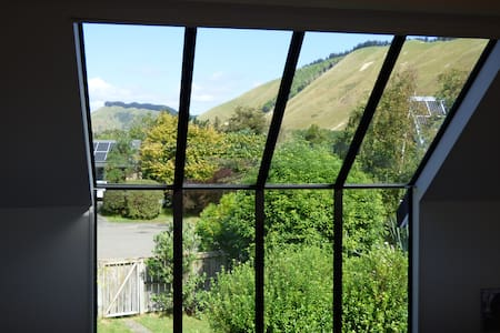 Valley View: private comfortable apartment - Waikanae - Haus