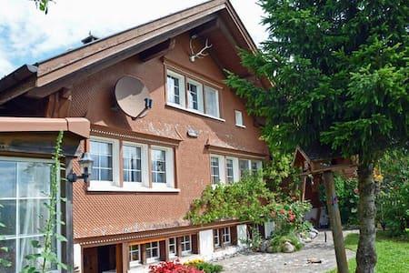 Gemütliches Appenzeller Haus mit Aussicht - Rehetobel