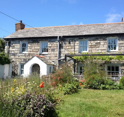 Beautiful Cornish Cottage - Marhamchurch - Hus