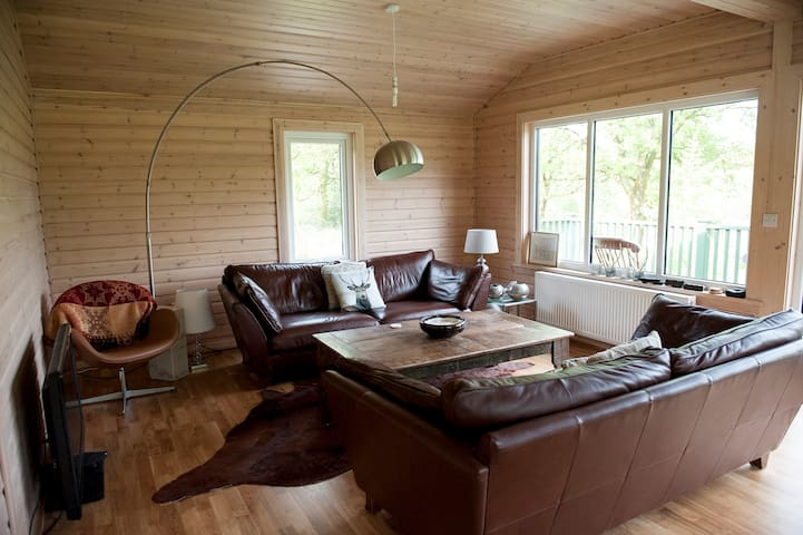 Stylish Cosy Lodge in Grizedale Forest area - Satterthwaite - Kulübe