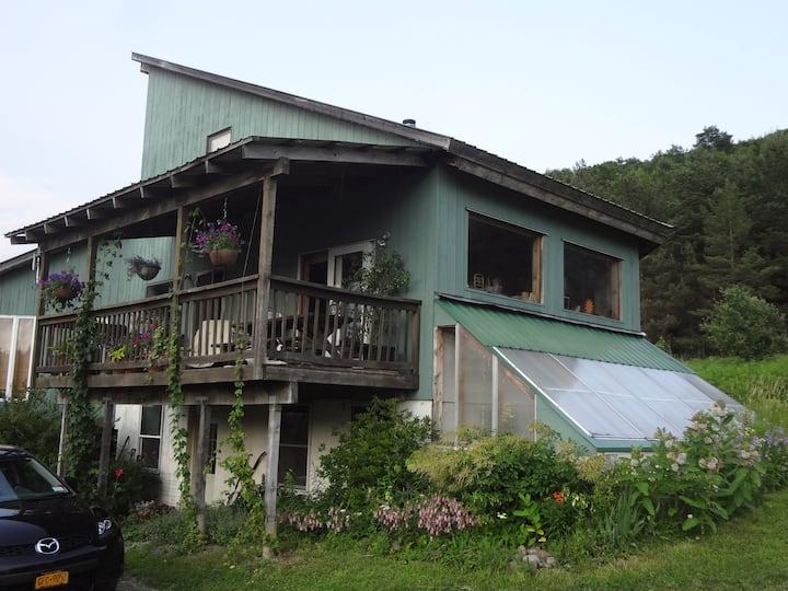 The Tree House, Newfield NY