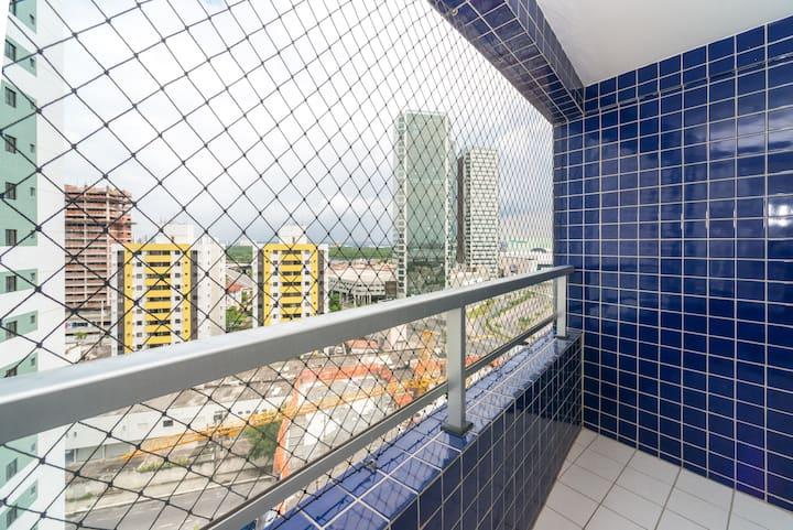 Quarto perto de tudo em Recife 2