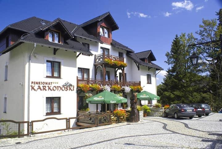 Pensjonat Karkonoski SPA - Standard Room - B&B