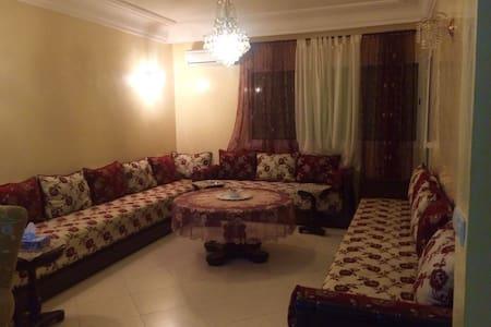 Residence Atlantis el mansouria - El Mansouria mohammedia - Huoneisto